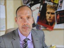 Headteacher Geoff Barton