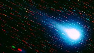 Halley&#039;s comet (SPL)