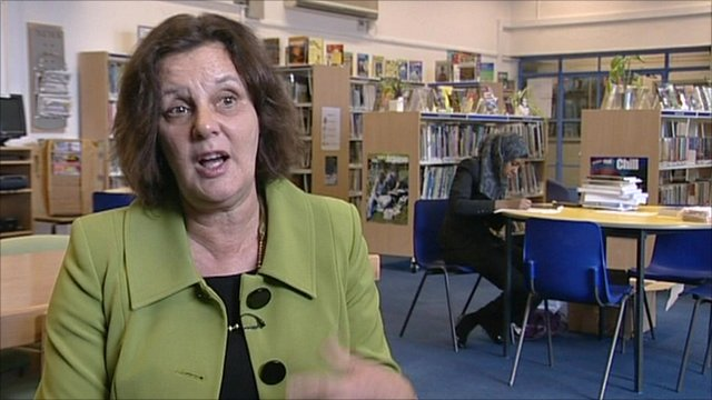 Sally Coates, Head Teacher