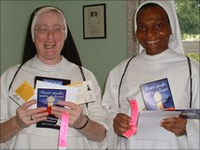 Sister Julie and Sister Mary Benedicta