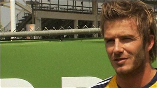 I still have England chance - Beckham