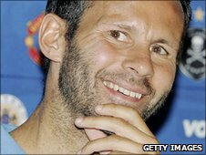 Ryan Giggs may be Wales boss one day but not just yet
