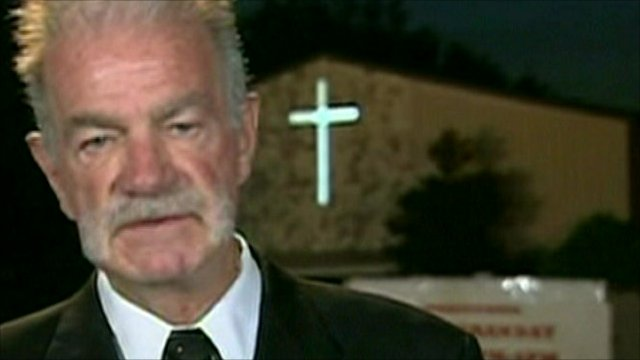 Pastor Terry Jones, Courtesy ABC News