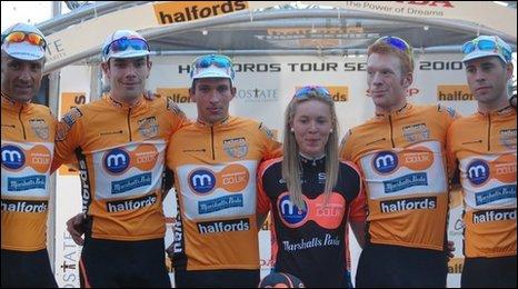 Motorpoint Marshalls Pasta team