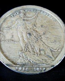 Millitary medal