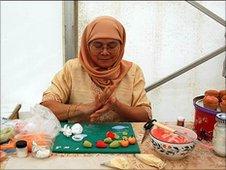 Sugar craft at Eid