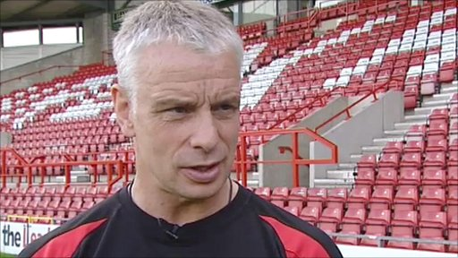 Crusaders head coach Brian Noble