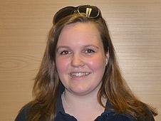 Laura Gilmore, a Catholic from Poringland