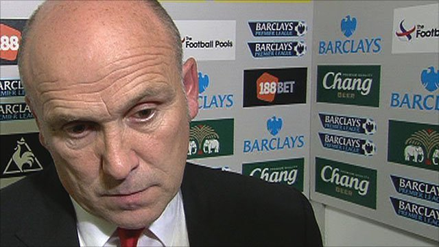 Man Utdapos;s Mike Phelan
