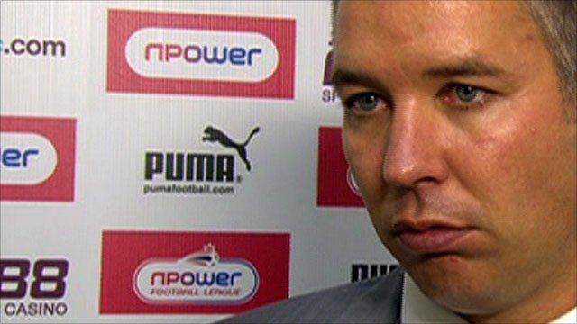 Preston boss Darren Ferguson