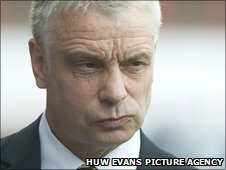 Crusaders coach Brian Noble