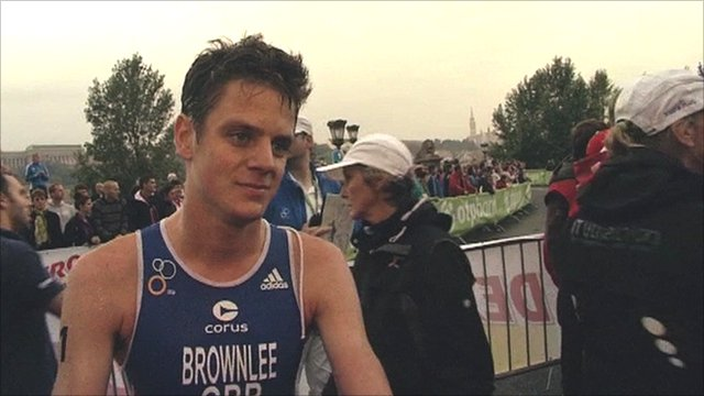 Jonathan Brownlee