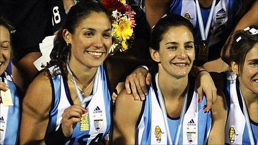 Argentina win hockey world cup gold