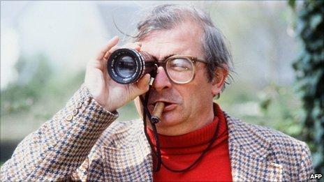 Claude Chabrol