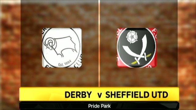 Derby 0-1 Sheff Utd