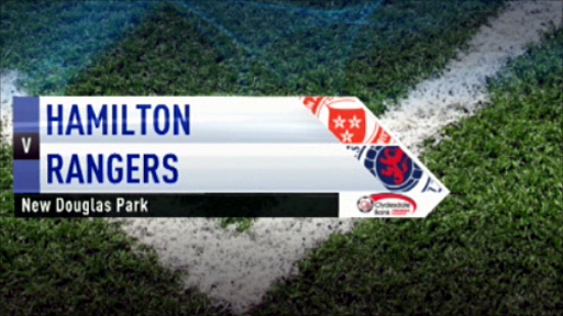 Hamilton v Rangers