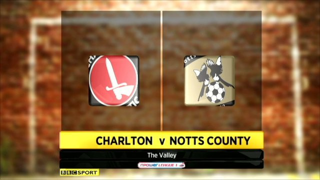 Charlton 1-0 Notts County