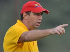 Former Ghana coach Milovan Rajevac
