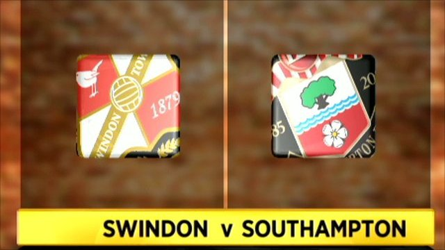 Highlights - Swindon 1-0 Southampton