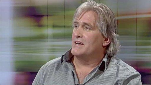 Ospreys director of coaching Scott Johnson