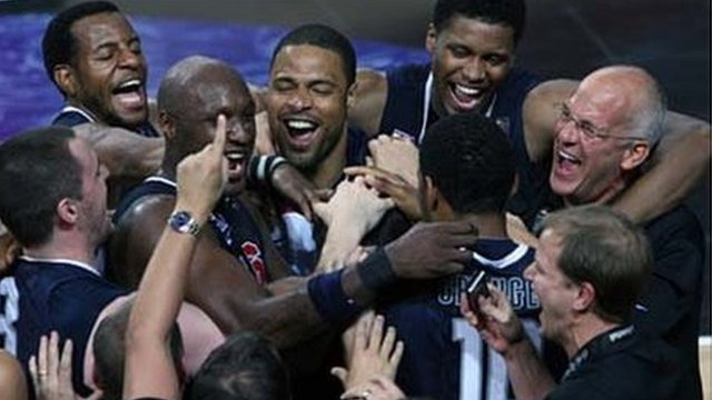 US win World Championship title