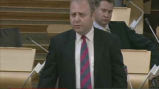 Conservative MSP Gavin Brown