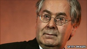 Bank of England governor, Mervyn King