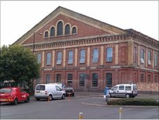 The Great Filling Hall, in Worcester