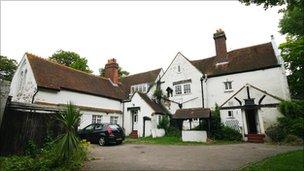 Wymering Manor in Portsmouth