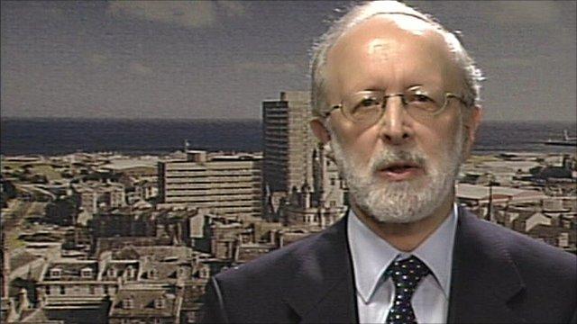Professor Roger Pertwee