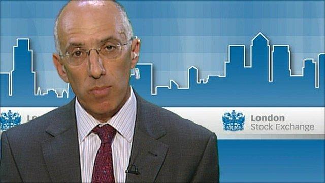 Simon Rubinsohn RICS Chief Economist
