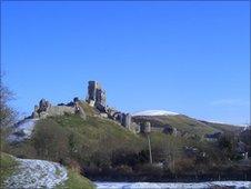 Corfe Castle - Ian White