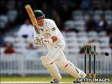 Greg Smith of Leicestershire