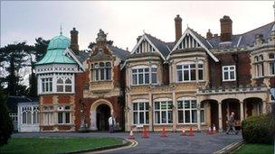 Bletchley Park studies at The University of Buckingham ...