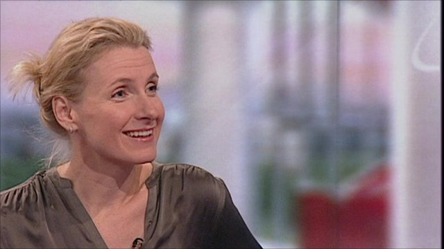 Elizabeth Gilbert - author of Eat, Play, Love