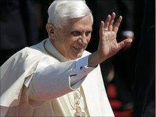 Pope visit 2010