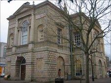 Market Cross building, Bury St Edmunds