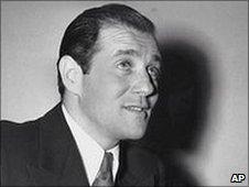 Gangster Bugsy Siegel