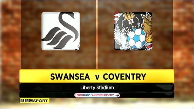 Swansea v Coventry