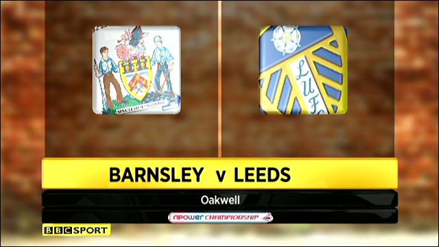 Barnsley v Leeds 
