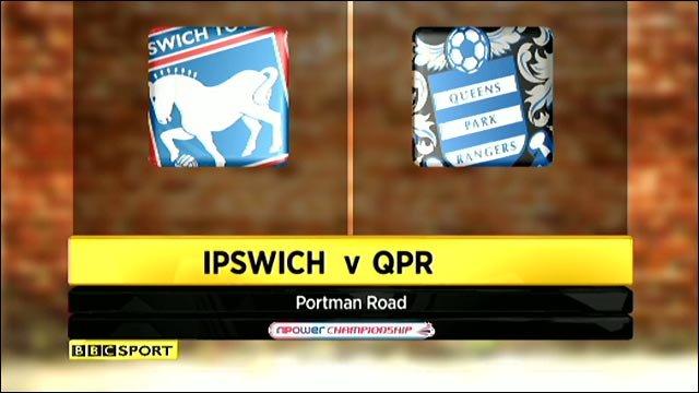 Ipswich 0-3 QPR