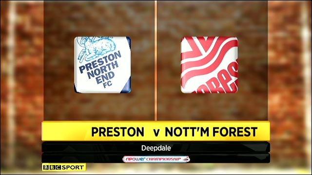 Preston v Nottm Forest