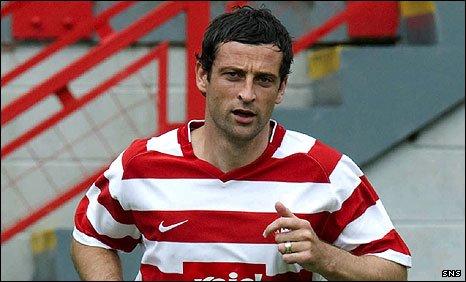 Former St Mirren and Hamilton defender Jack Ross