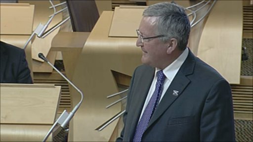 Community Safety Minister Fergus Ewing