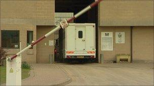 Bullingdon Prison