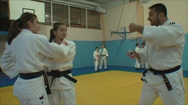 Kosovan judokas