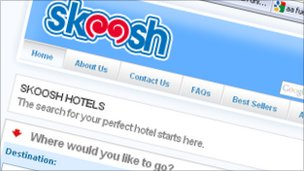 Skoosh screen grab