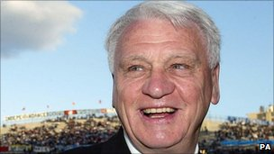 Sir Bobby Robson