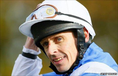 Jockey Ted Durcan
