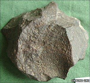 Stone tools (Petraglia et al)
